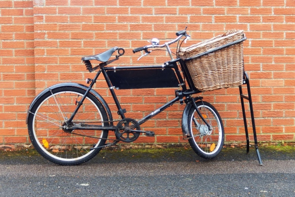Pashley trades bike