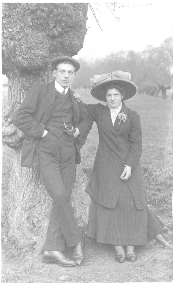 Mr and Mrs Richard Cumberland