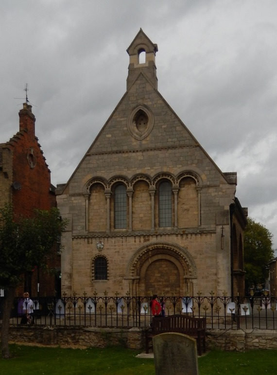 Cromwell Museum Huntingdon