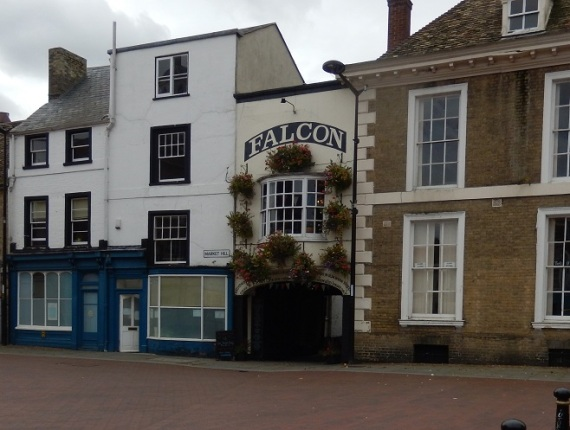 The Falcon Inn Huntingdon