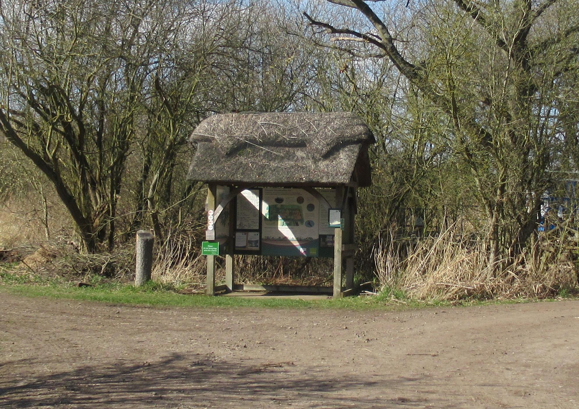 Woodwalton Fen Information Centre