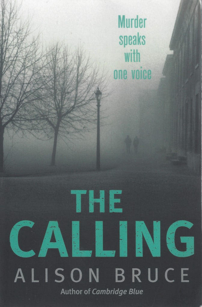 Front cover of the book The Calling